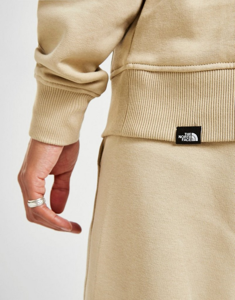 The North Face Cover Logo Hoodie