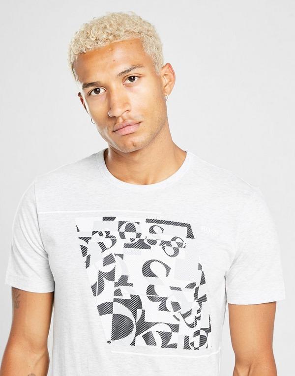 BOSS Parallel Logo T-Shirt