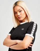 Fred Perry Taped Ringer T-Shirt Dress