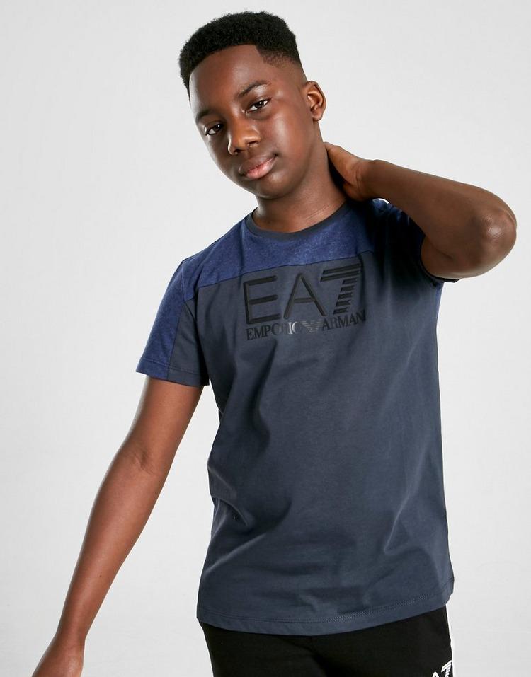 Emporio Armani EA7 Urban Colour Block T-Shirt Junior