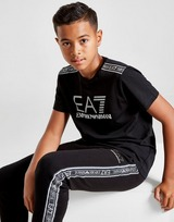 Emporio Armani EA7 Sport Logo Tape T-Shirt Junior
