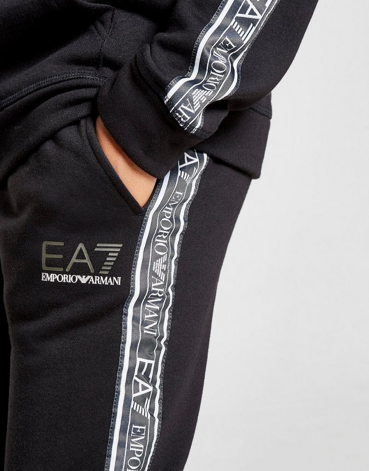 Emporio Armani EA7 Sport Logo Tape Joggers Junior