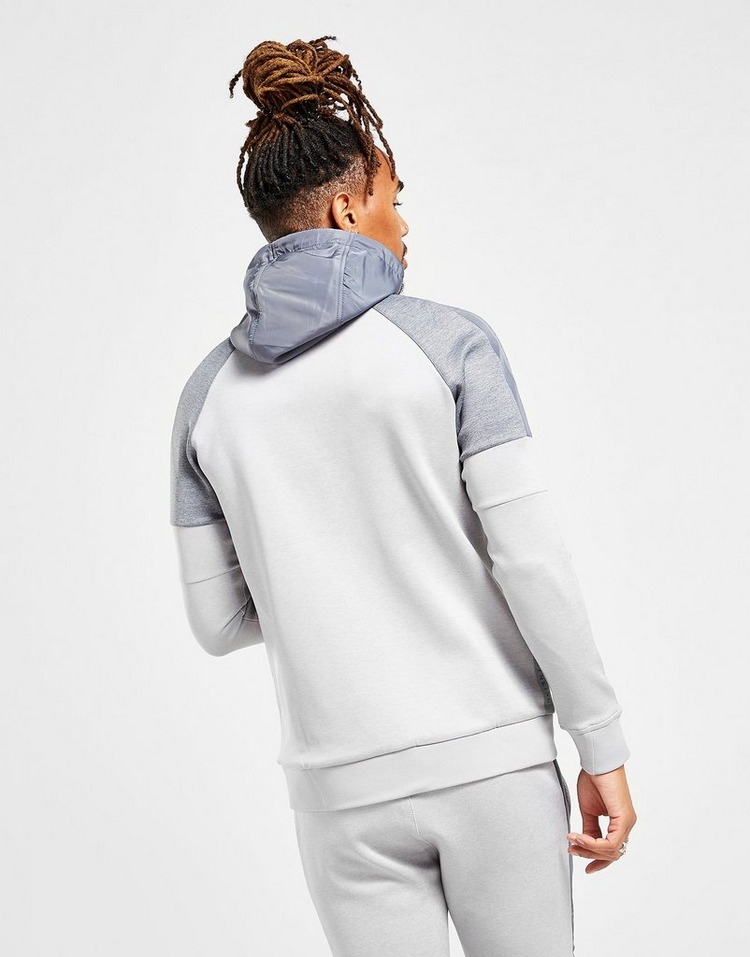 Gym King Full Zip Core Woven Hoodie