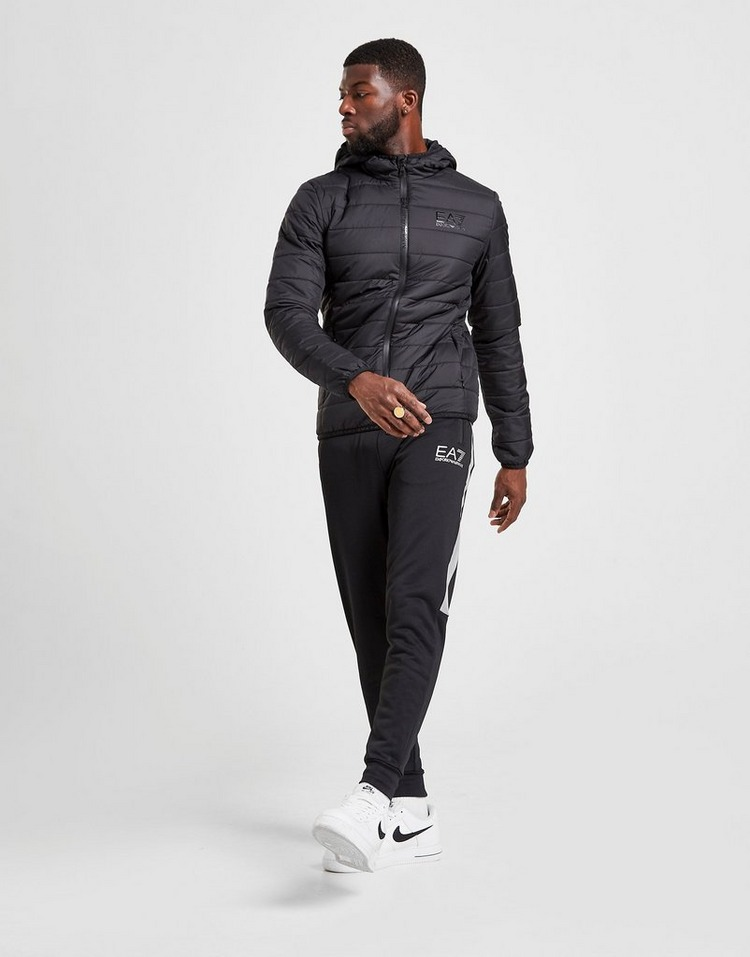 Emporio Armani EA7 Padded Zip Bubble Jacket