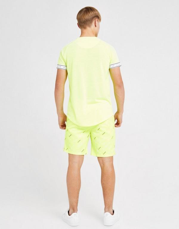 ILLUSIVE LONDON camiseta Neon Tape júnior
