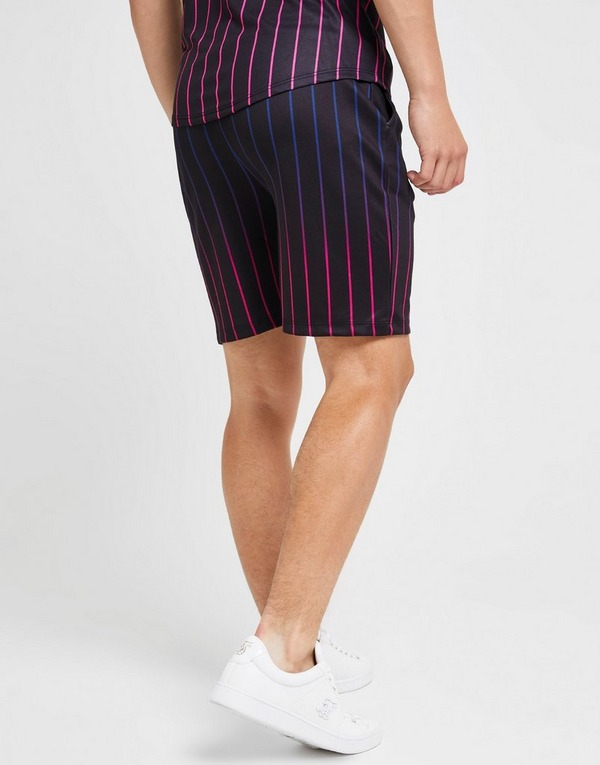 ILLUSIVE LONDON pantalón corto Pin Stripe Fade júnior