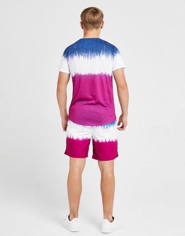 ILLUSIVE LONDON Tie Dye Swim Shorts Junior