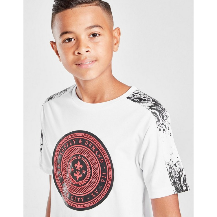 Supply & Demand Venom Shield T-Shirt Junior