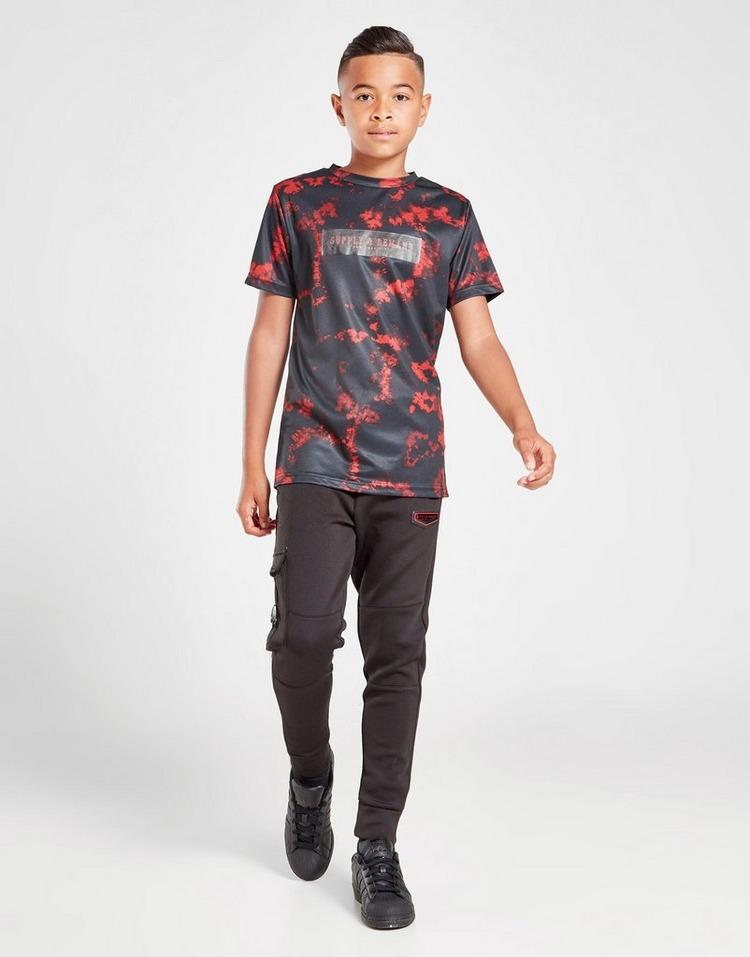 Supply & Demand Venom Tie-Dye T-Shirt Junior