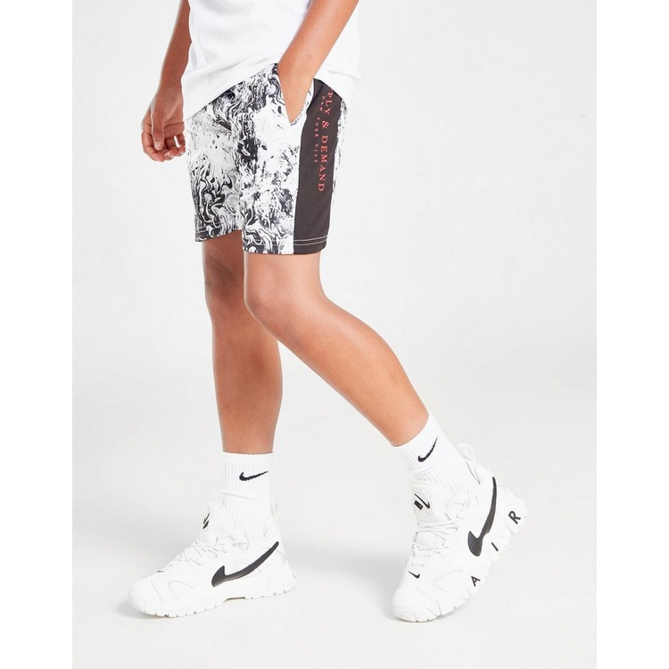 Supply & Demand Moon Shorts Junior