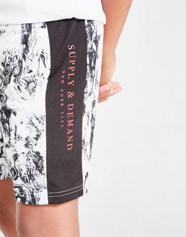 Supply & Demand pantalón corto Moon júnior