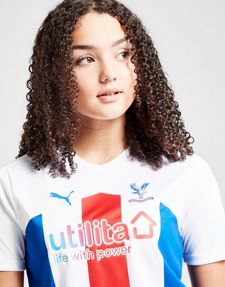 Puma Crystal Palace FC 2020/21 Away Shirt Junior