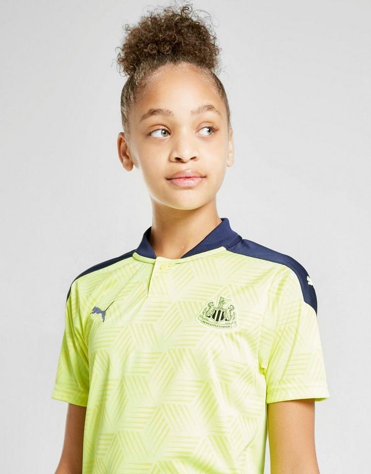 Puma Newcastle United FC 2020/21 Away Shirt Junior