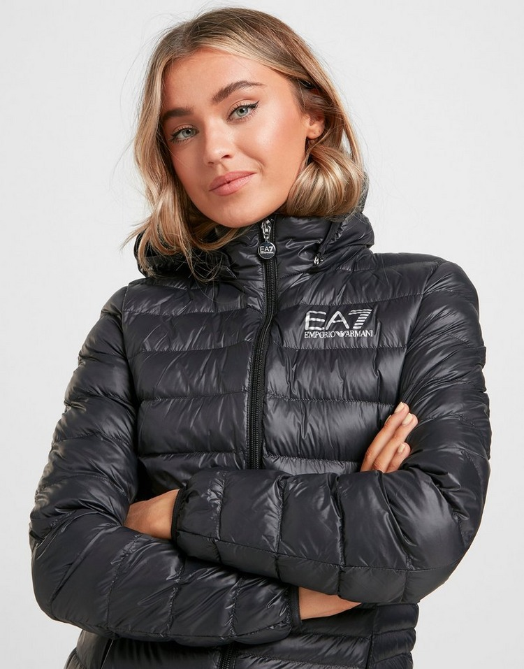 Emporio Armani EA7 Logo Padded Jacket