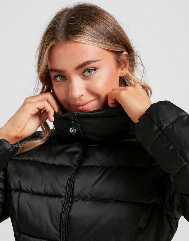 Emporio Armani EA7 Belted Padded Jacket