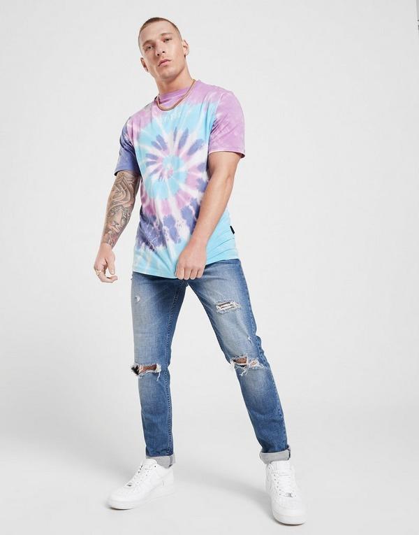 STATUS Tie Dye Loco T-Shirt