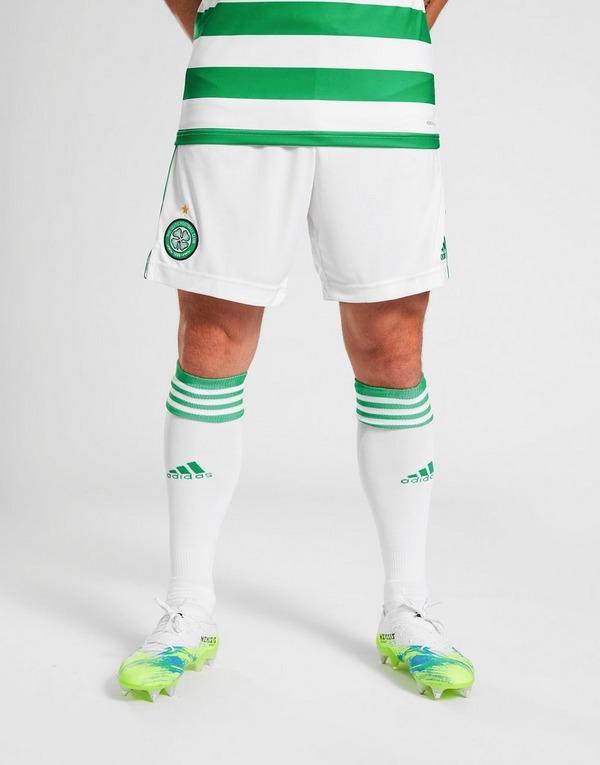 adidas Celtic FC 2020/21 Home Shorts