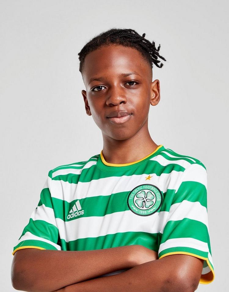 adidas Celtic FC 2020/21 Home Shirt Junior