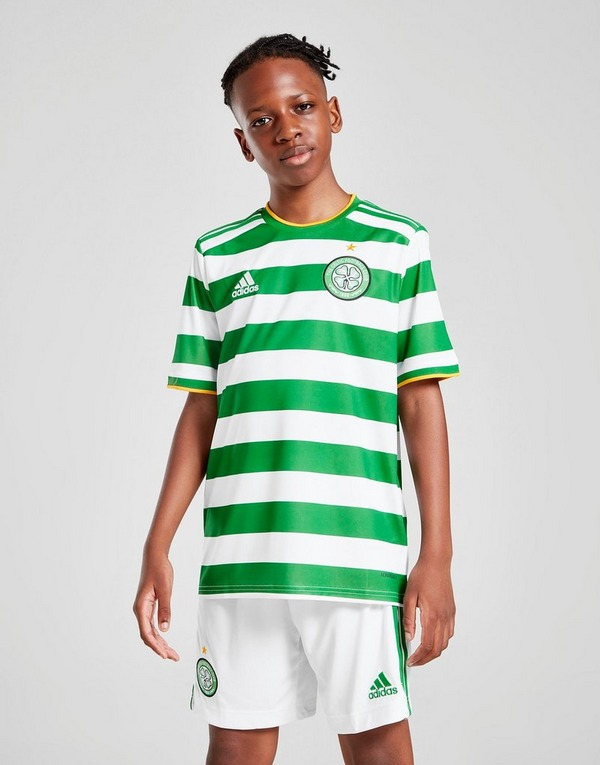 adidas Celtic FC 2020/21 Home Shorts Junior