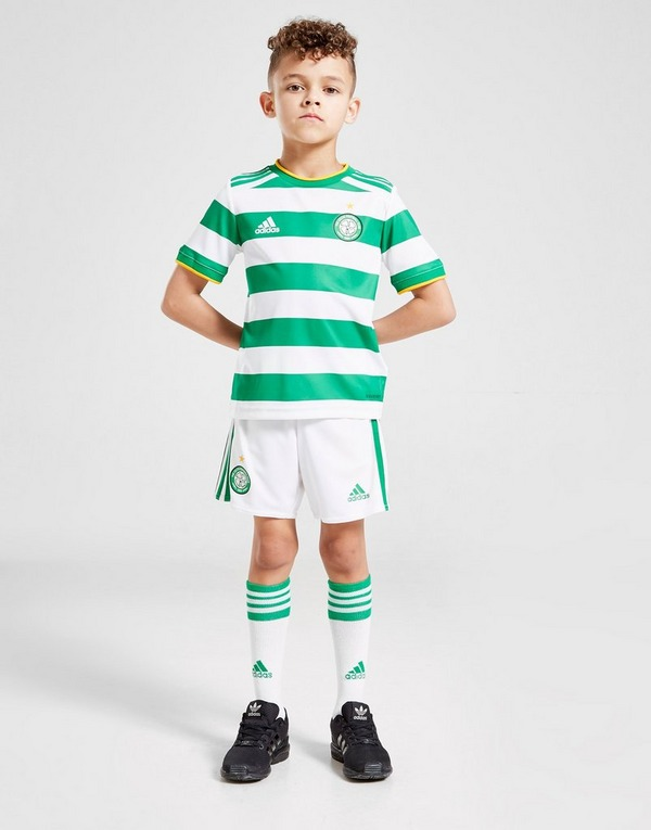 adidas Celtic FC 2020/21 Home Kit Children PRE ORDER