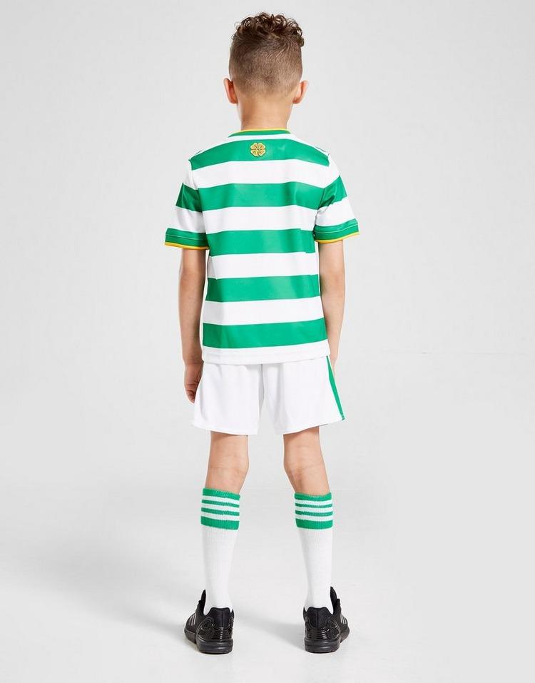 adidas Celtic FC 2020/21 Home Kit Children