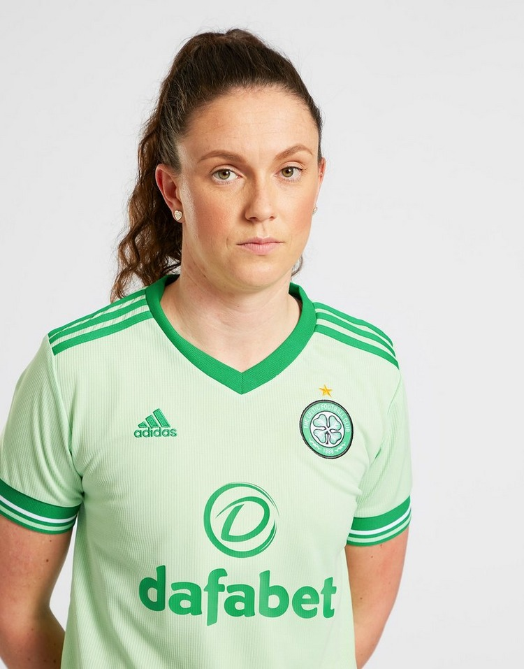 adidas Celtic FC 2020/21 Away Shirt Women's