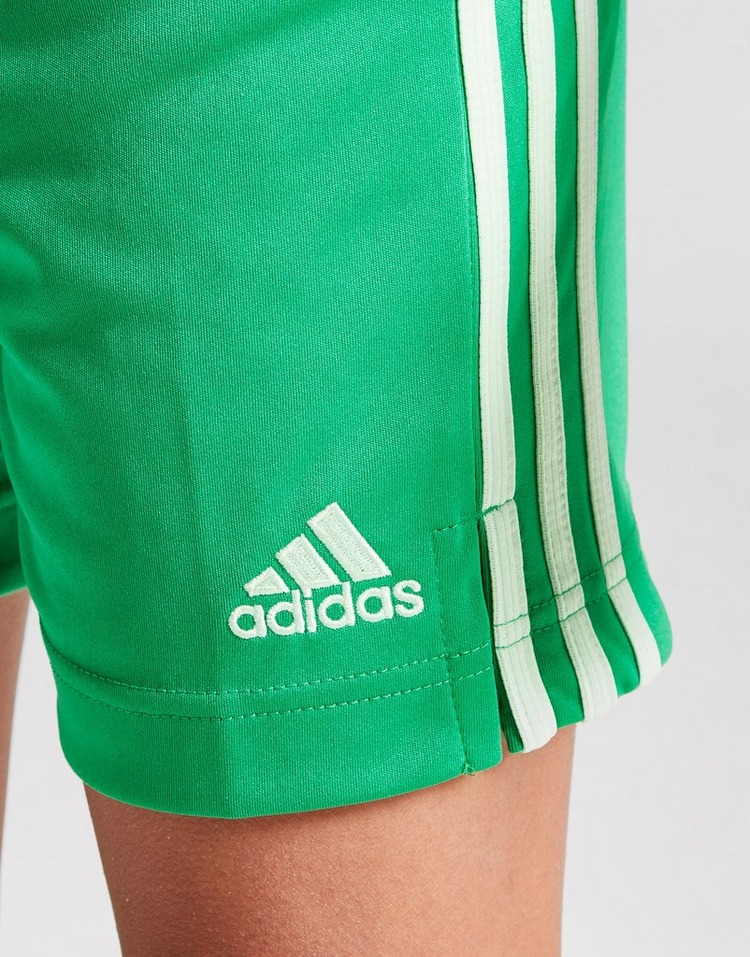 adidas Celtic FC 2020/21 Away Shorts Junior