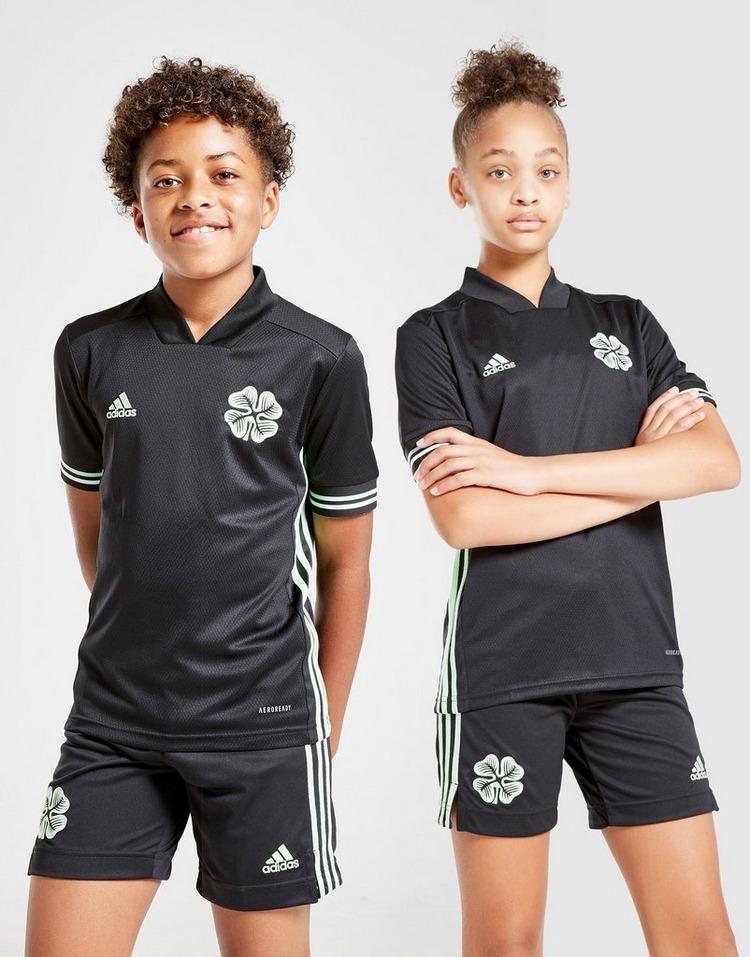 adidas Celtic FC 2020/21 Third Shirt Junior