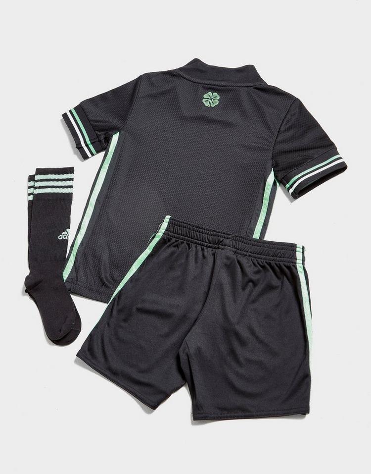 adidas Celtic FC 2020/21 Third Kit Children