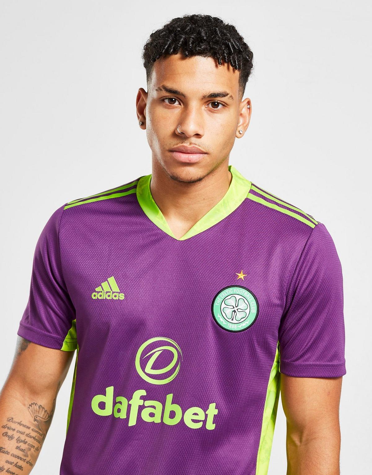 Adidas Celtic Fc 2020/21 Home Goalkeeper Shirt Pre Order
