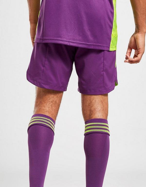 adidas Celtic FC 2020/21 Home Goalkeeper Shorts