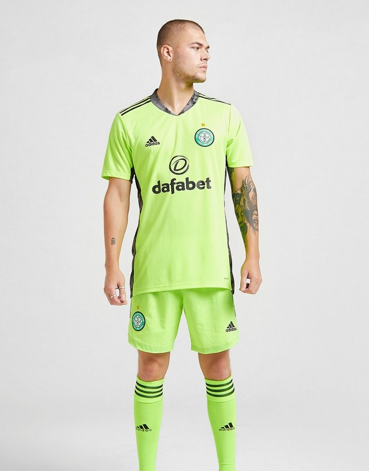 adidas Celtic FC 2020/21 Away Goalkeeper Shirt