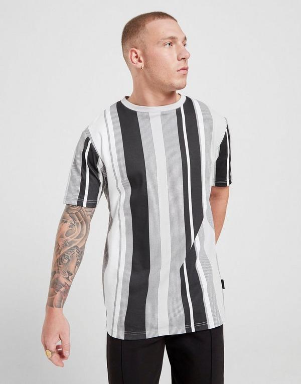 STATUS Remmy Stripe T-Shirt