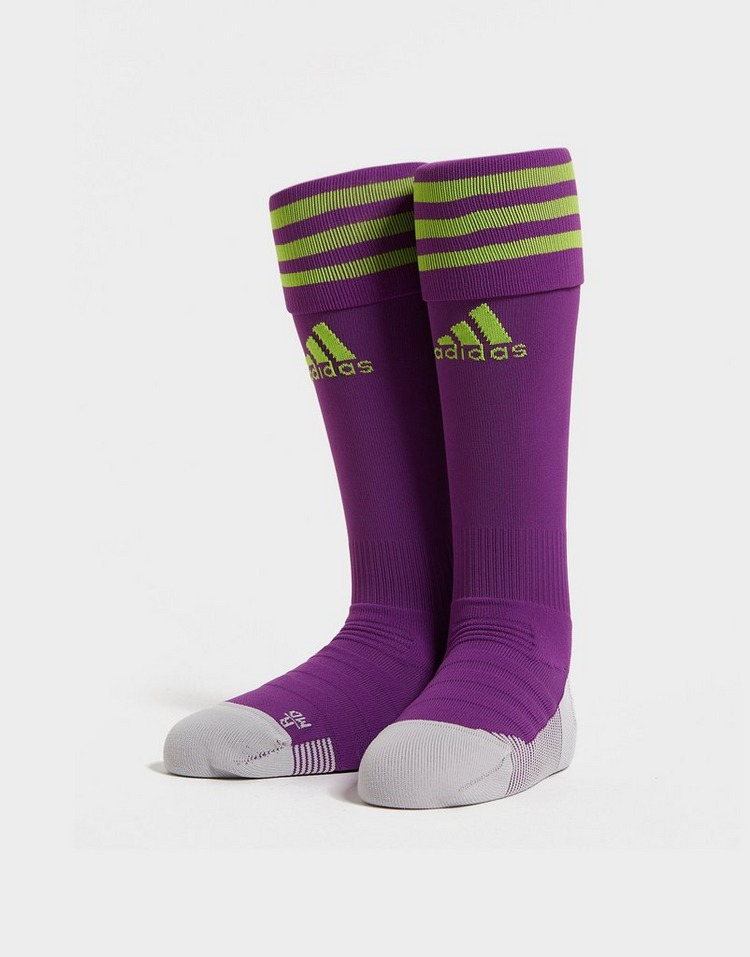 adidas Celtic FC 2020/21 Home Goalkeeper Socks Junior