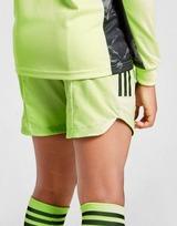 adidas Celtic FC 2020/21 Away Goalkeeper Shorts Jnr