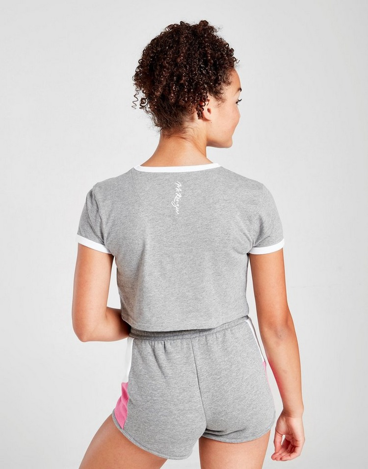 McKenzie Girls' Tamper Ringer T-Shirt Junior