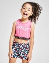 McKenzie conjunto Girls' Opa camiseta/pantalón corto infantil