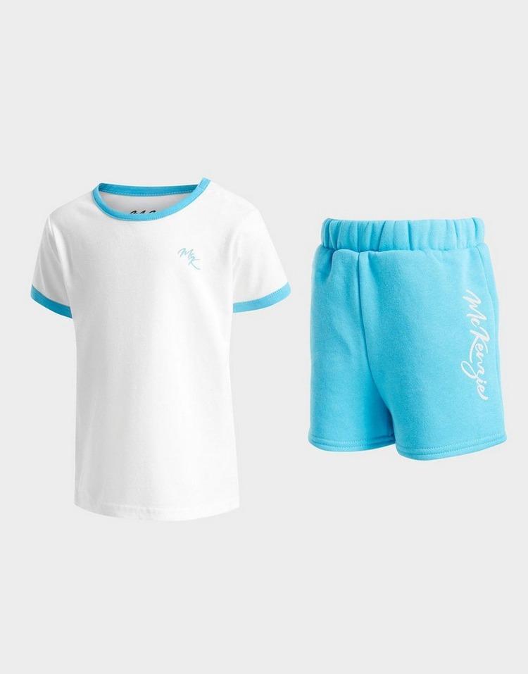 McKenzie Kendall T-Shirt/Shorts Sæt Småbørn