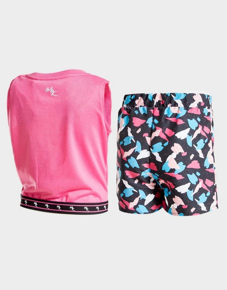 McKenzie Girls' Opa Tank Top/Shorts Sæt Småbørn