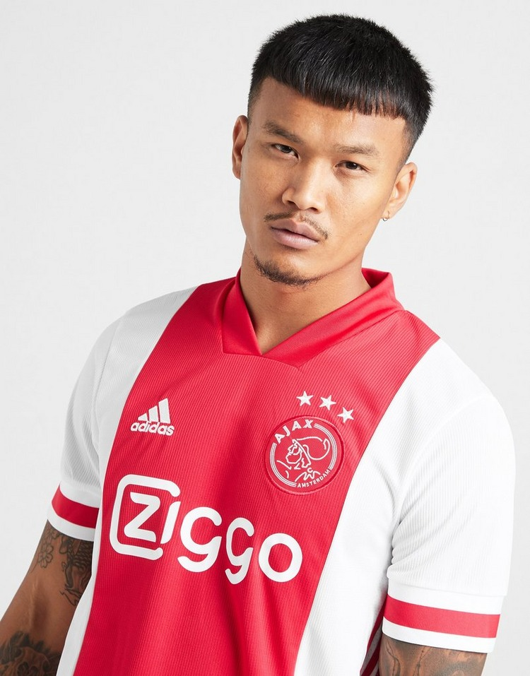 adidas Ajax 2020/21 Home Shirt
