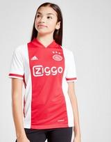 adidas Ajax 2020/21 Home Shirt Junior