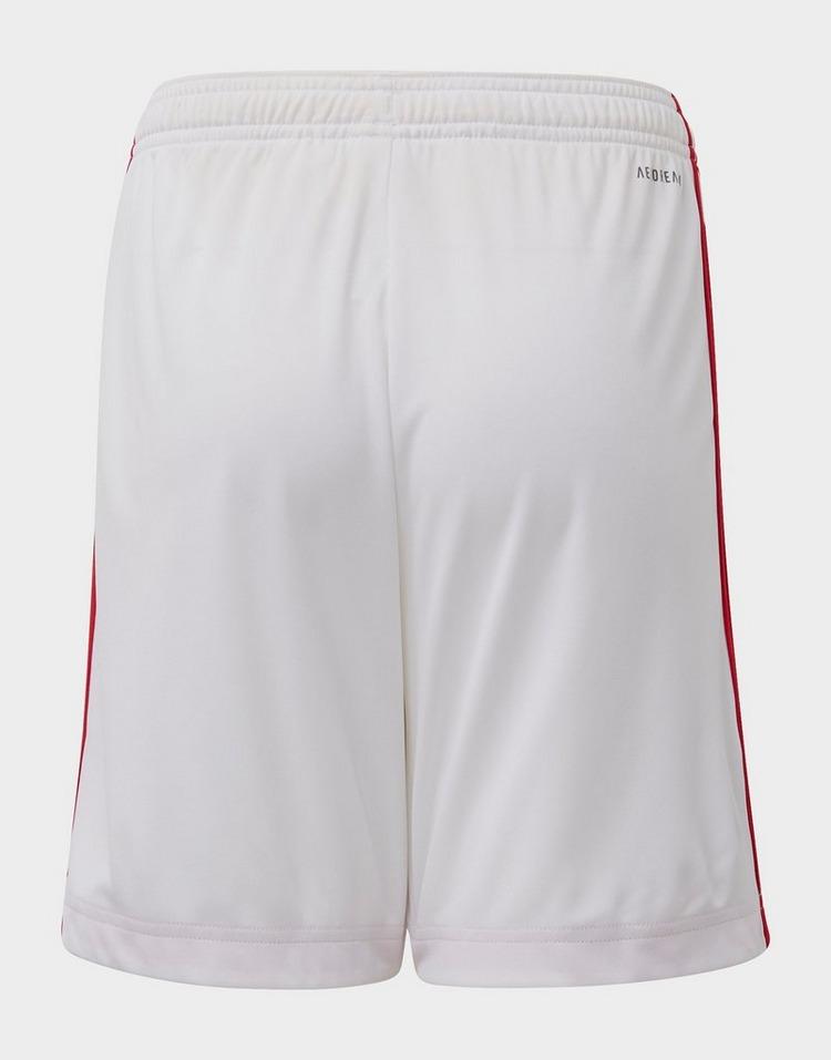 adidas Ajax 2020/21 Home Shorts Junior