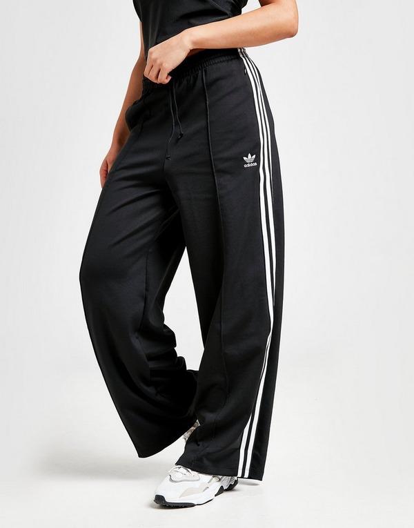 Haz un experimento Permuta Bigote  Black adidas Originals 3-Stripes Relaxed Joggers | JD Sports
