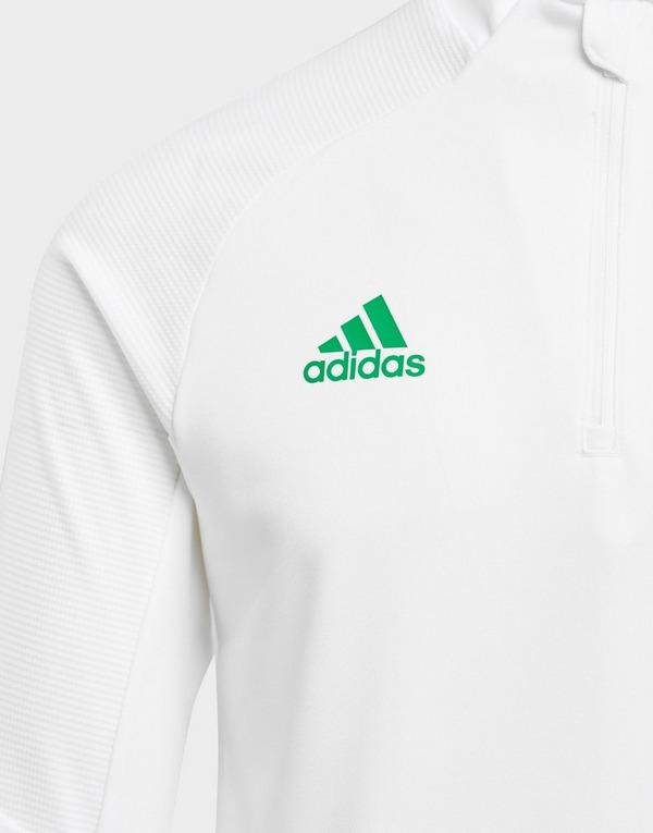 adidas Celtic FC 1/4 Zip Training Top Junior