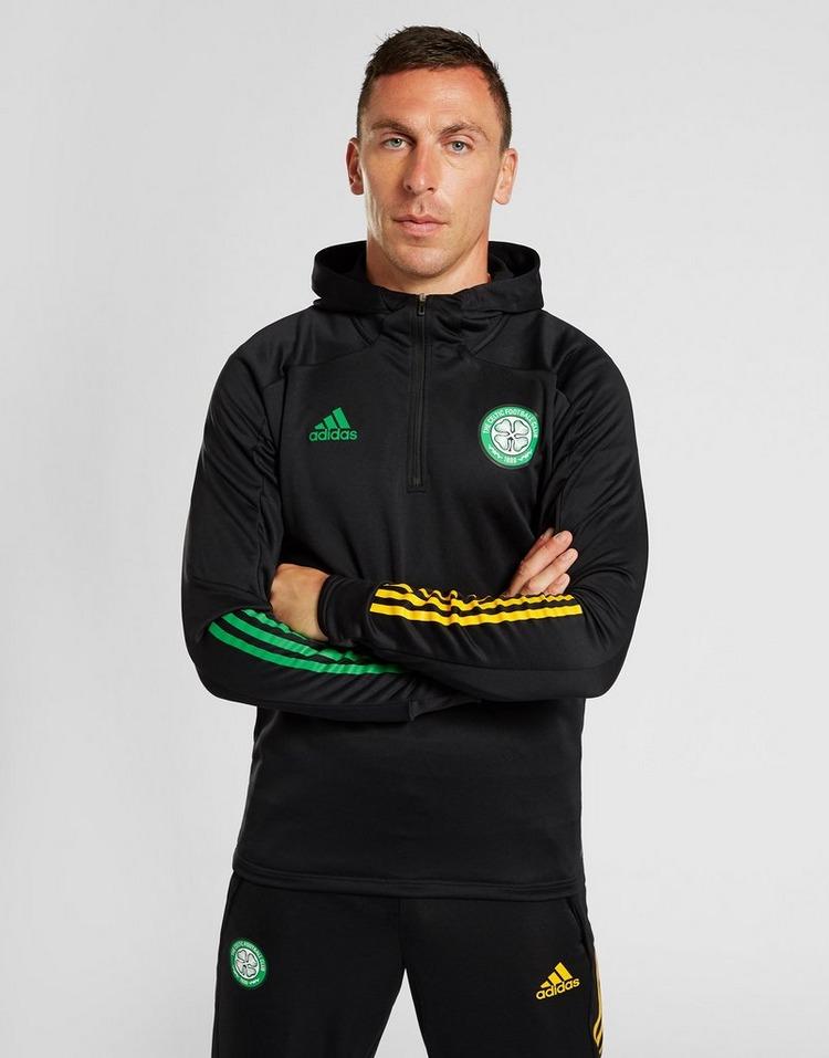 adidas Sweat à capuche Celtic FC Track Homme