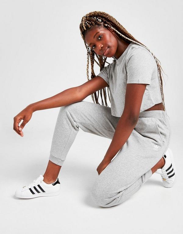 adidas Originals Pantalon de survêtement Essential Cuffed Femme