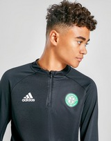 adidas Celtic FC Training 1/4 Zip Top Junior