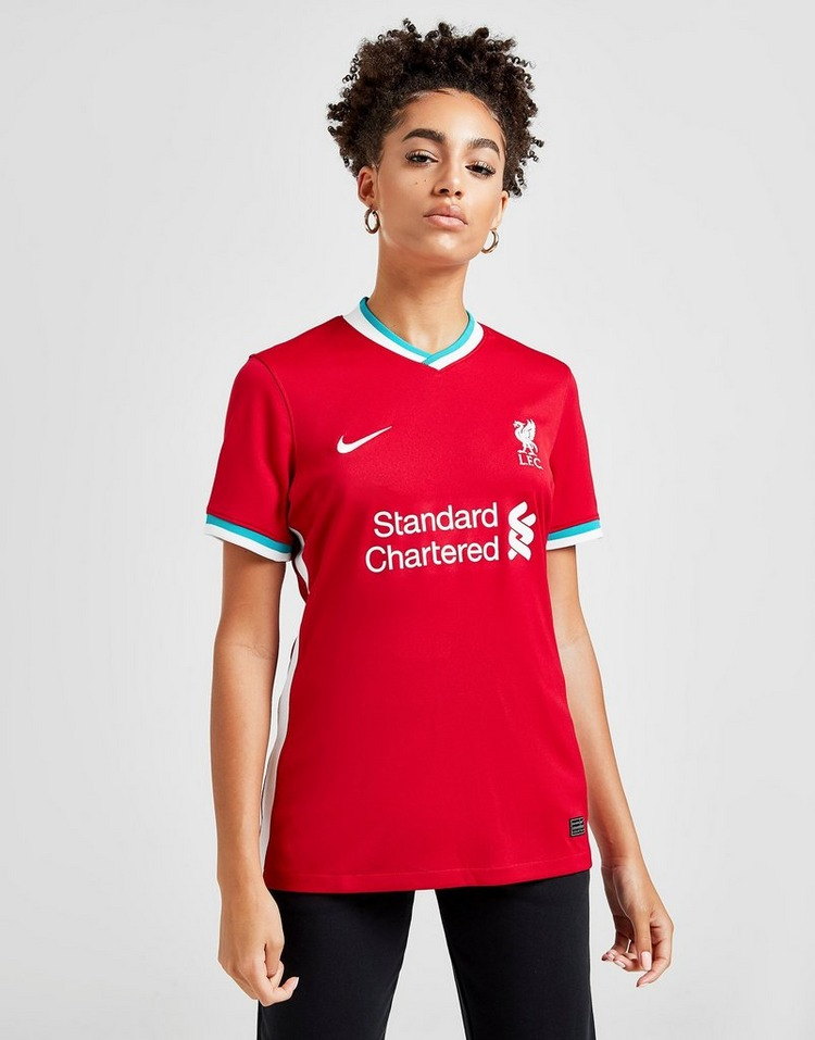 Nike Liverpool FC 2020/21 Home Shirt Women's