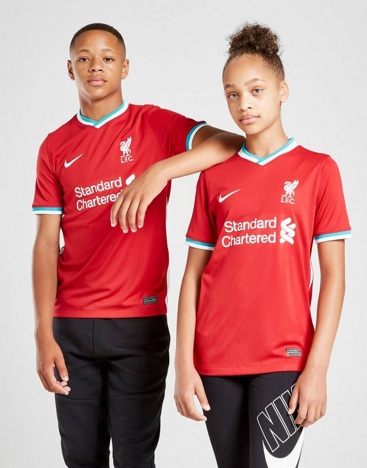 Nike Liverpool FC 2020/21 Home Shirt Junior
