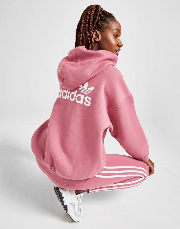 Precipicio petrolero Girar  Buy adidas Originals Linear Fleece Overhead Hoodie   JD Sports